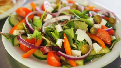 De la salade au dîner