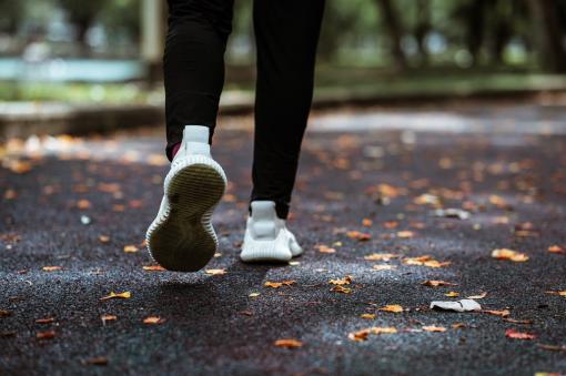 Exercice de marche