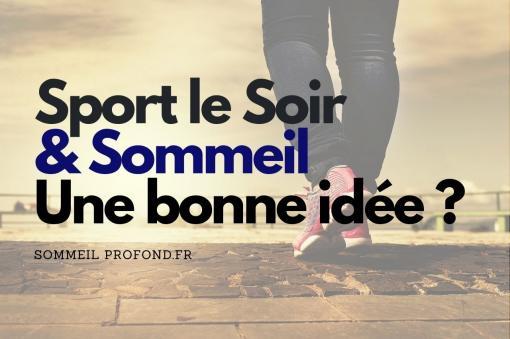 Faire du sport le soir et sommeil. Une personne marche quand le soleil se couche.